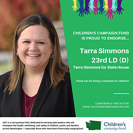Tarra Simmons (D)