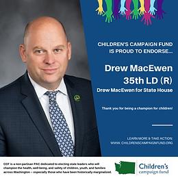 Rep. Drew MacEwen (R)