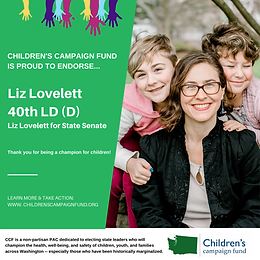Sen. Liz Lovelett (D)