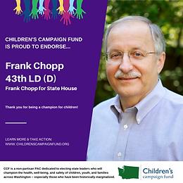 Rep. Frank Chopp (D)