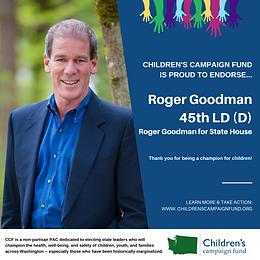 Rep. Roger Goodman (D)