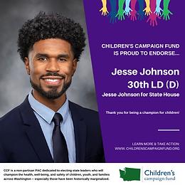 Rep. Jesse Johnson (D)