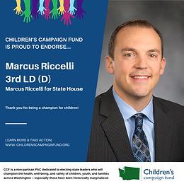 Rep. Marcus Riccelli (D)