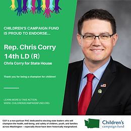 Rep. Chris Corry (R)