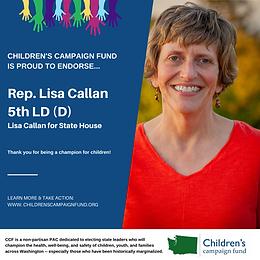 Rep. Lisa Callan (D)