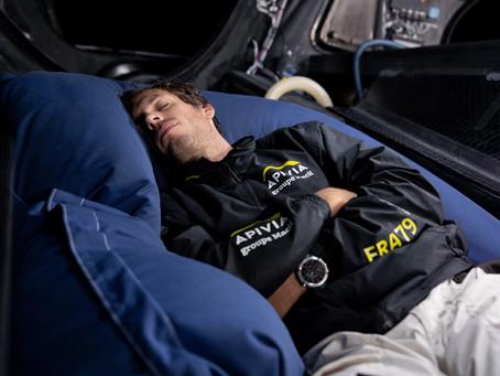 Pero ¿Cómo y cuándo duermen los navegantes?