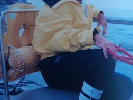 Mi pasión por el mar empezó cuando tenía 6 años …