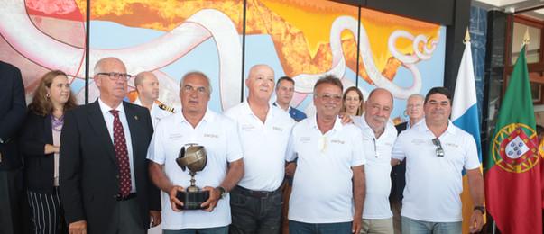 Trofeos II Edición Discoveries Race