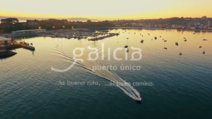 "Video de Portos de Galicia ""Atlantic Destination"""
