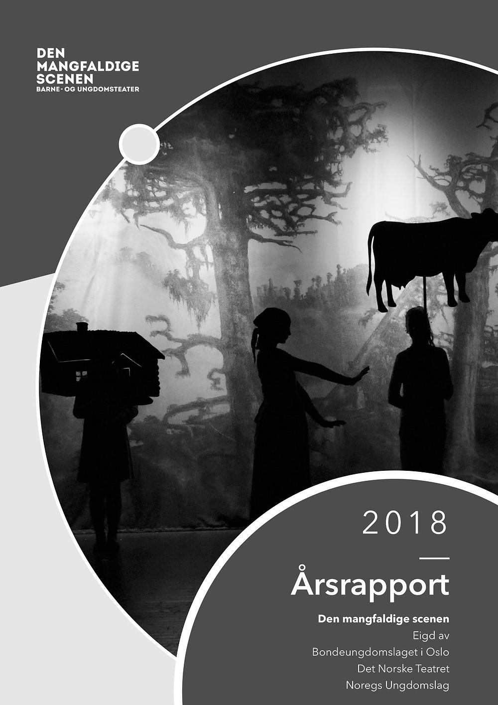 Årsrapport frå Den mangfaldige scenen 2018