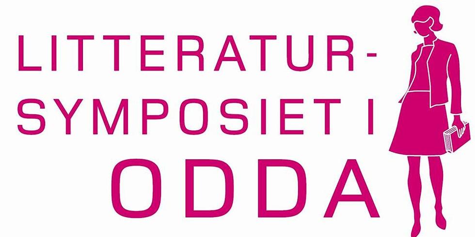 Litteratursymposiet i Odda 2018