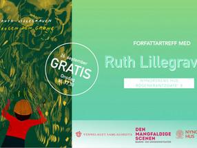 Forfattartreff med Ruth Lillegraven