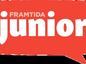 Framtida Junior -  Vi vil få andre til å bli glad i nynorsk