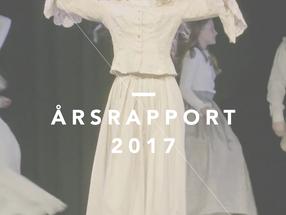 Årsrapport frå Den mangfaldige scenen 2017