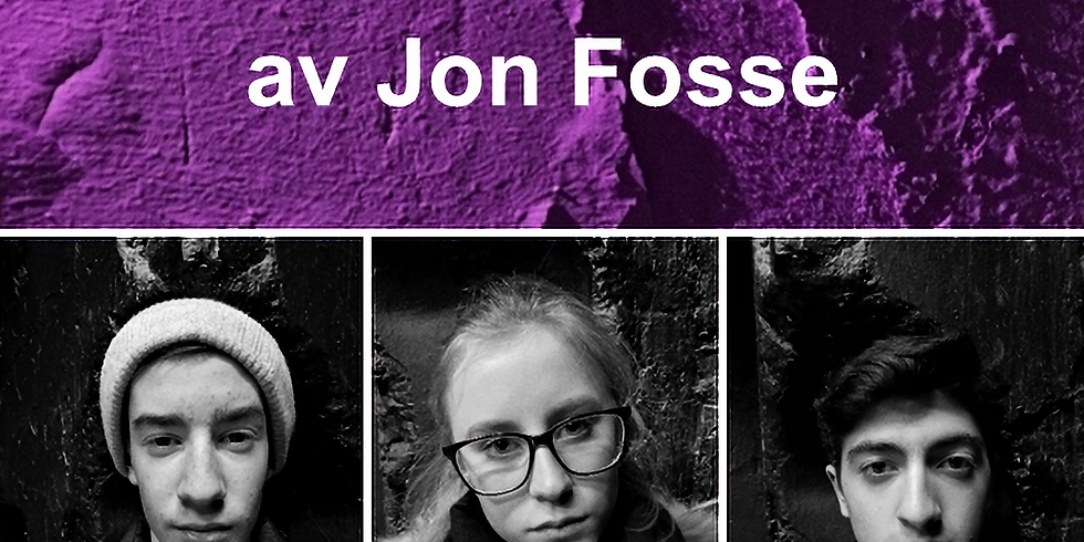Lilla av Jon Fosse (Premiere)