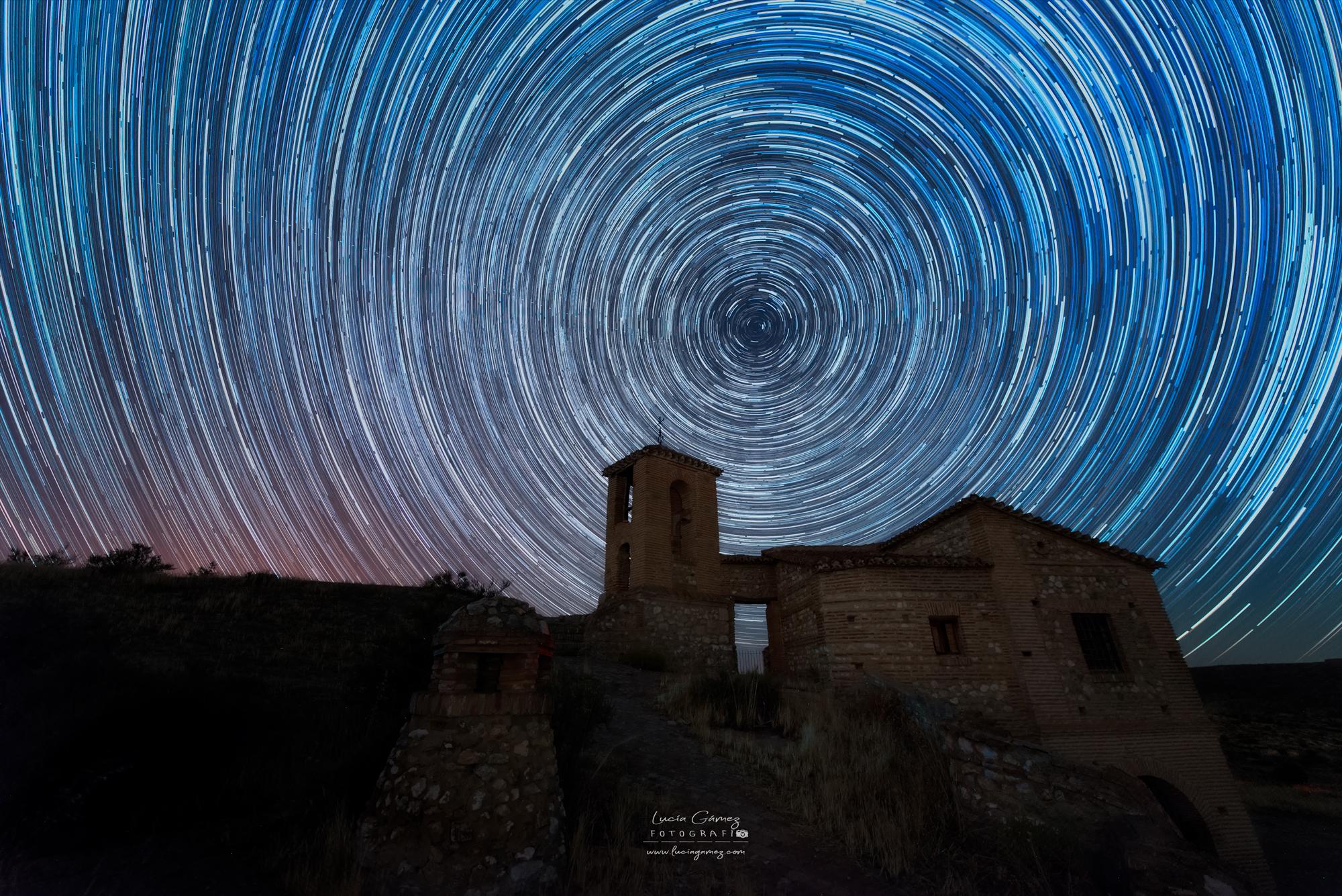 Cielos del Geoparque de Granada