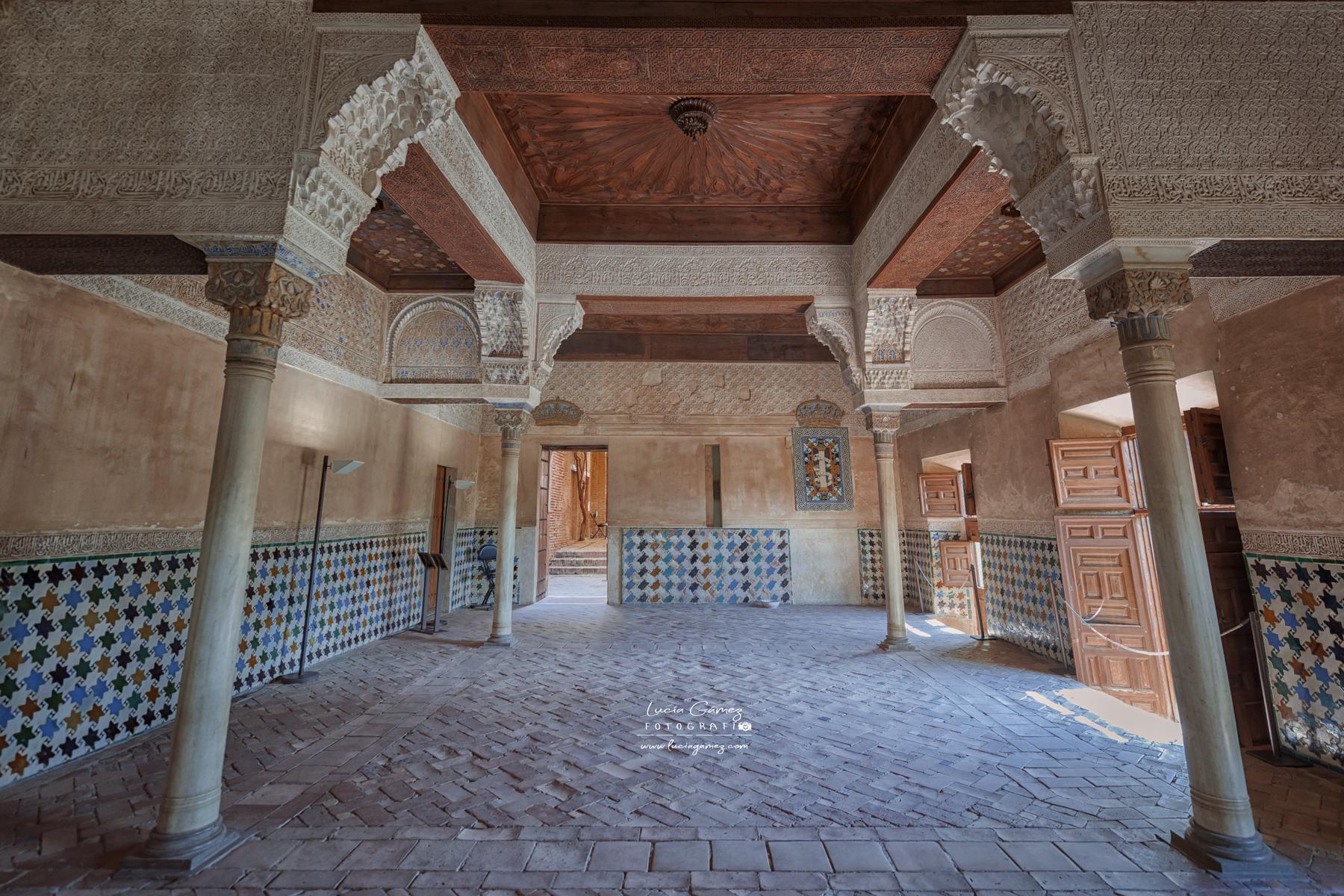 Sala del Mexuar. Alhambra