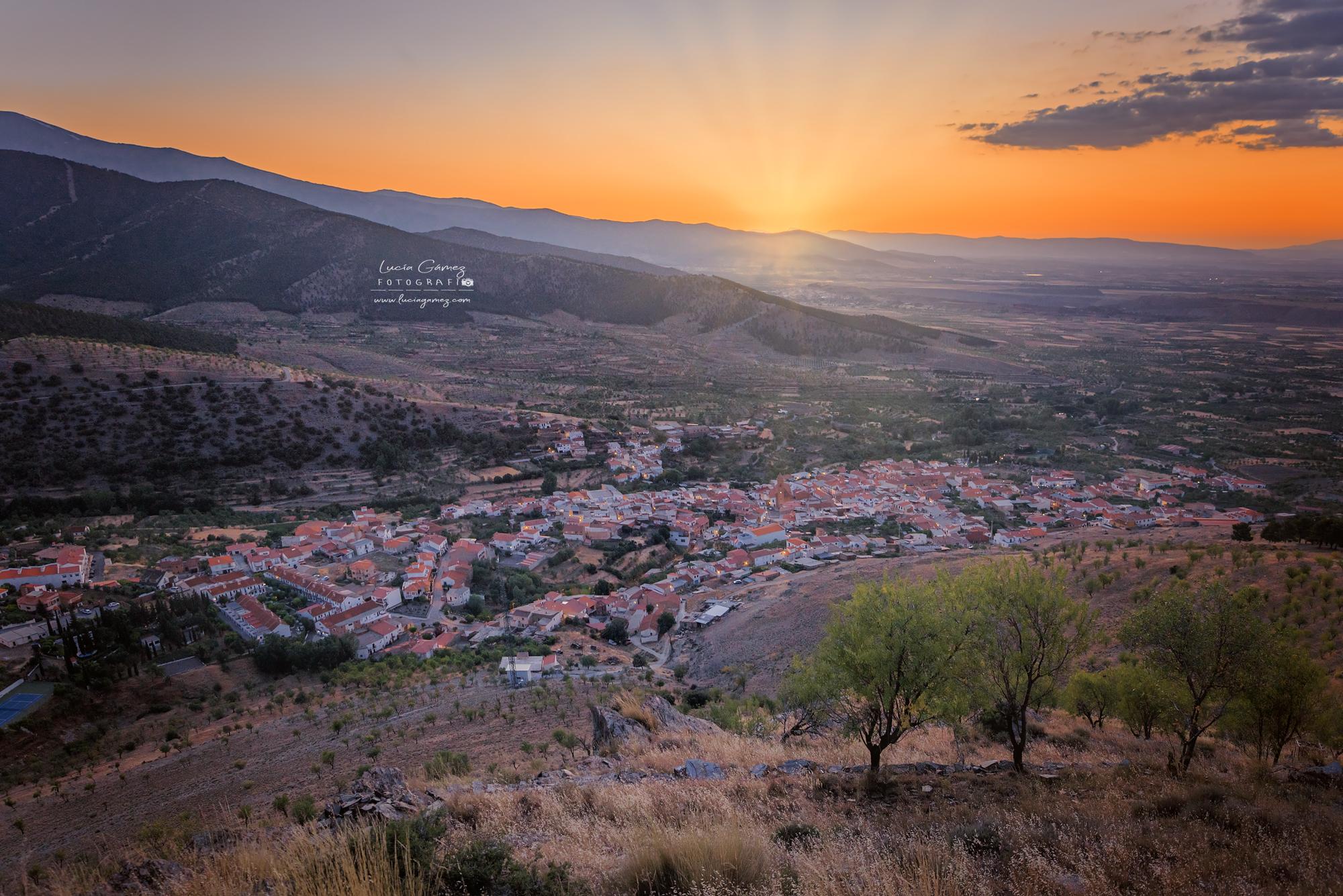 Aldeire. Geoparque de Granada