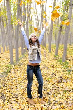 Me gusta el otoño