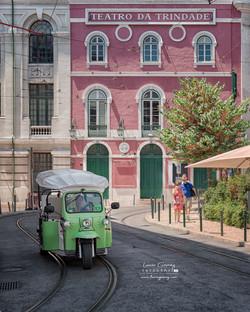 Lisboa. Imagenes costumbristas III