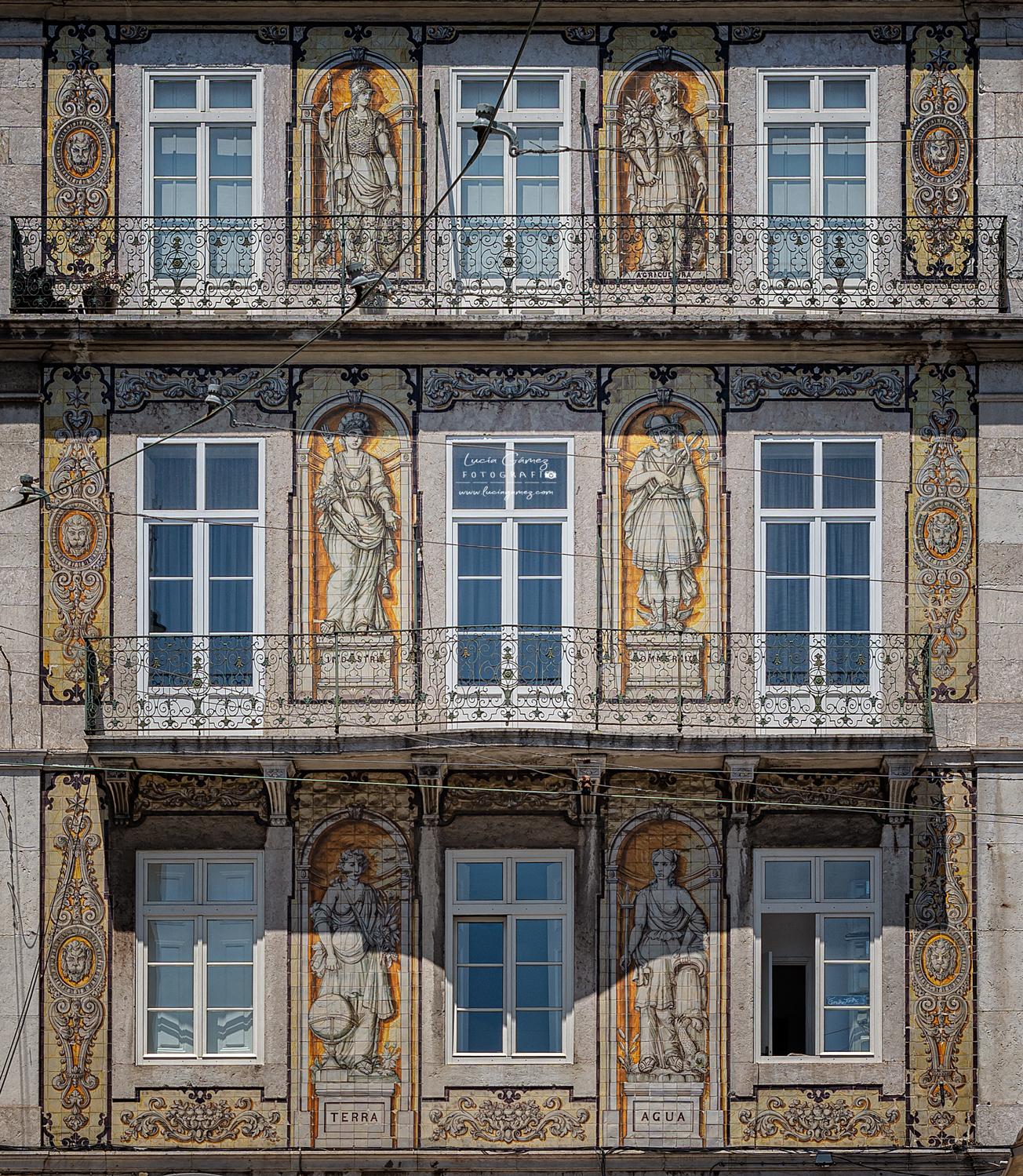 Lisboa. Imagenes costumbristas II