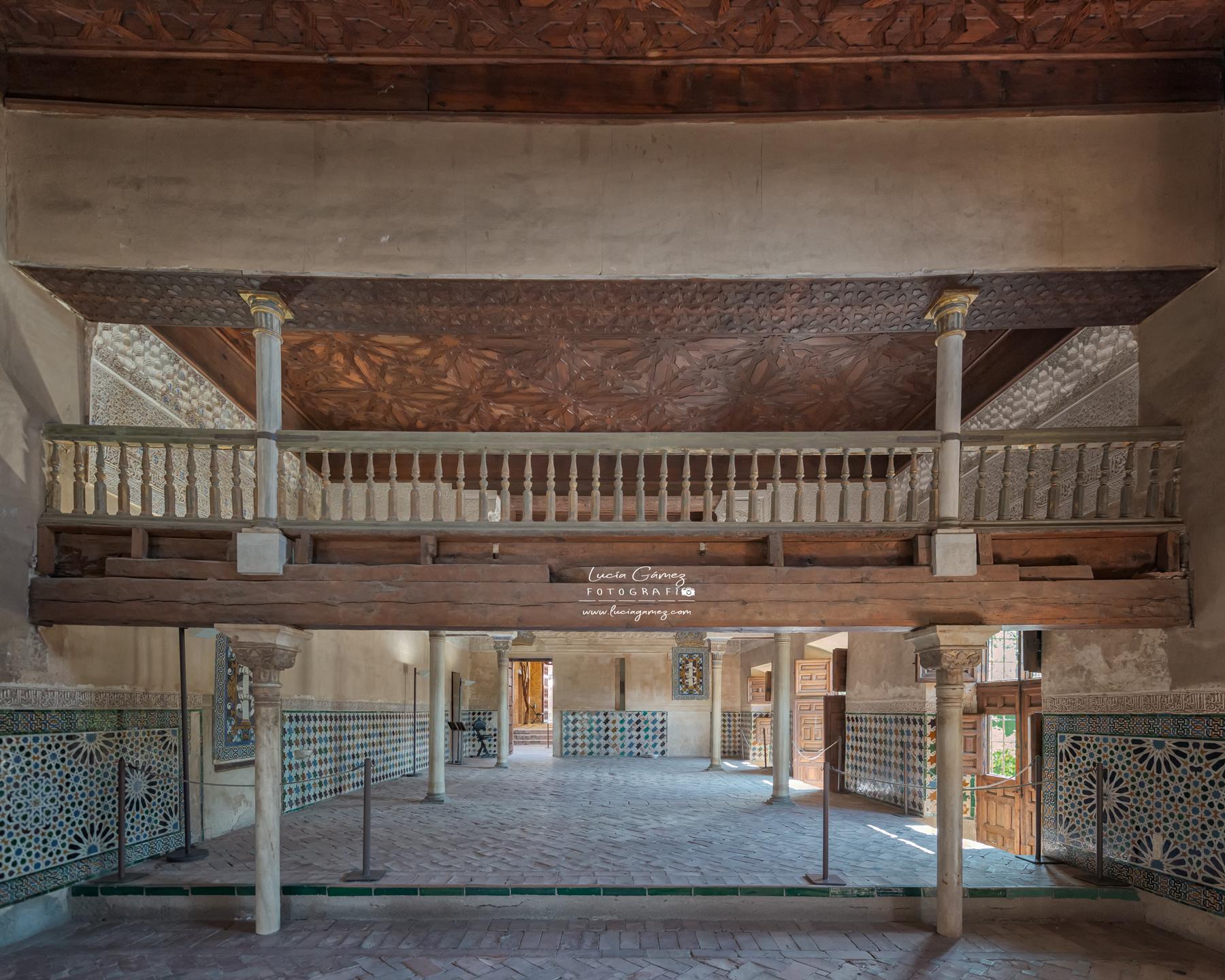 Sala del Mexuar (II). Alhambra