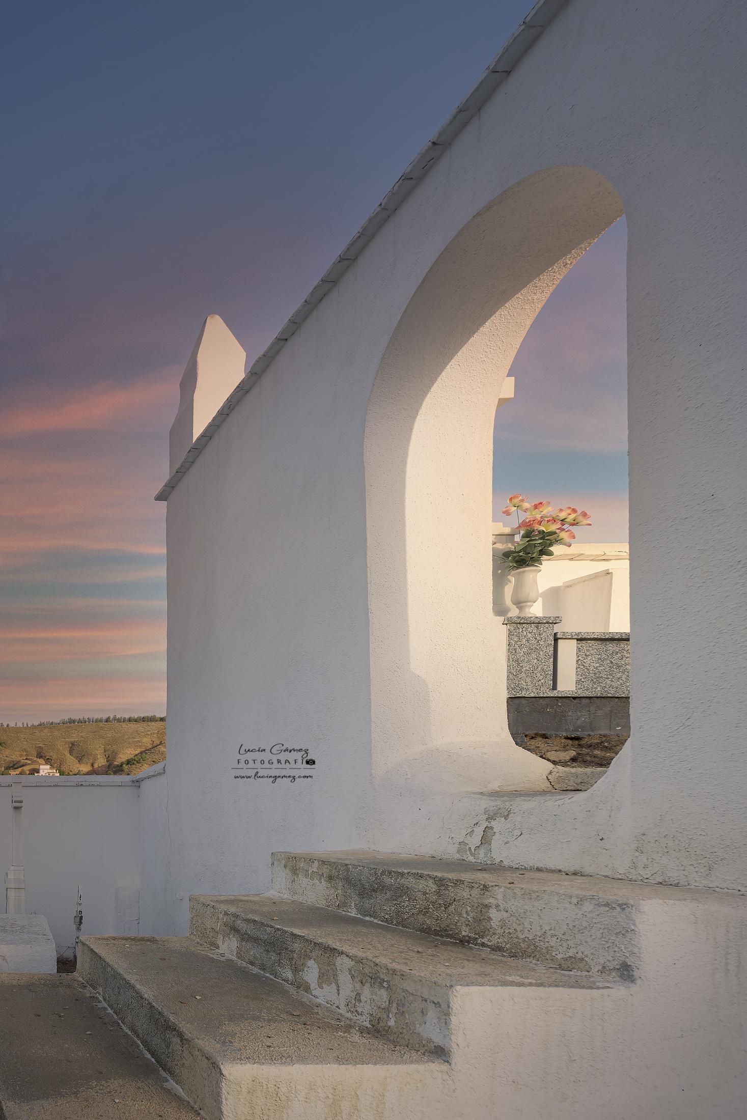 Cementerio. Graena. Granada.