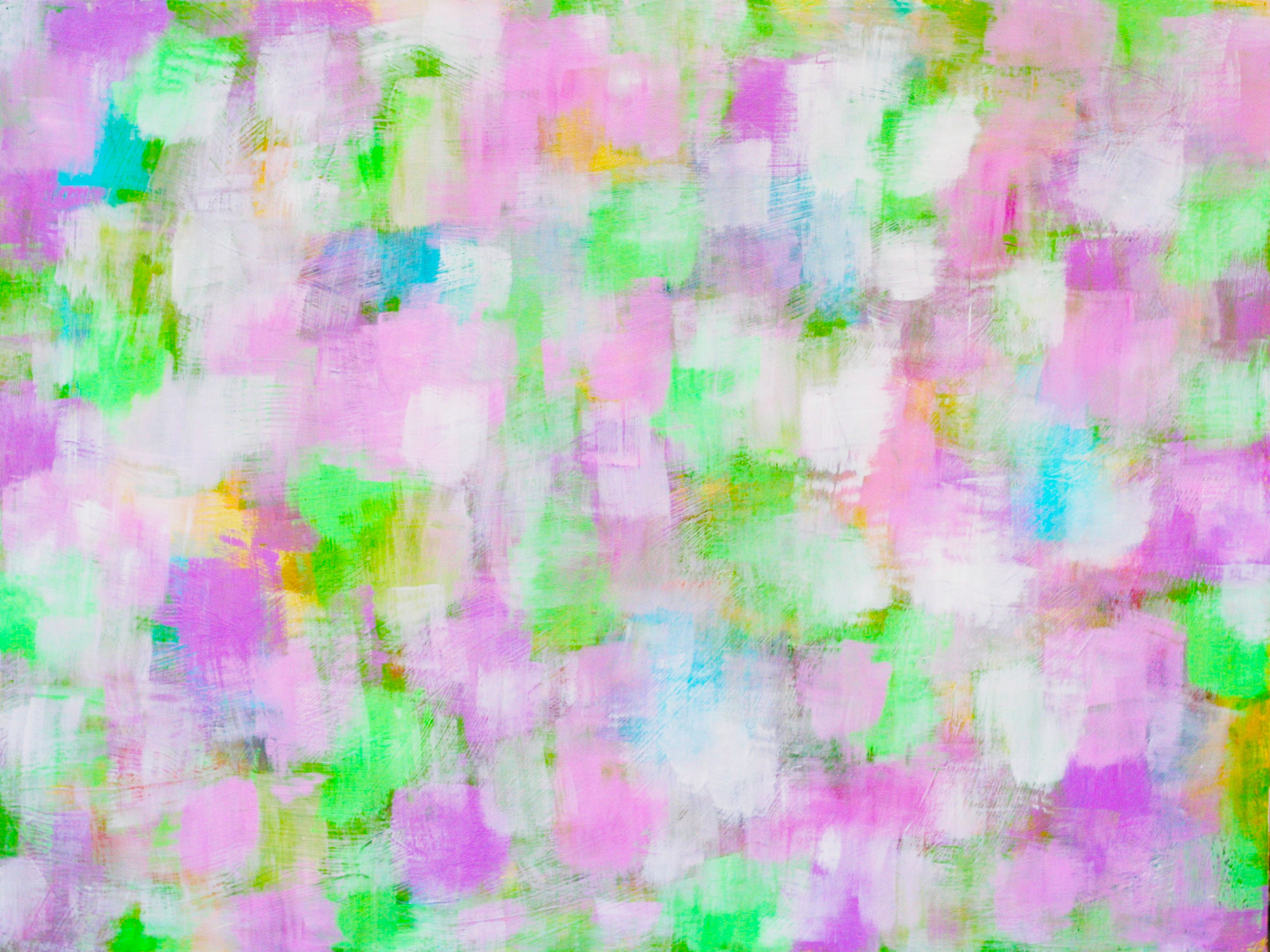 """""""Pink and Green"""""""