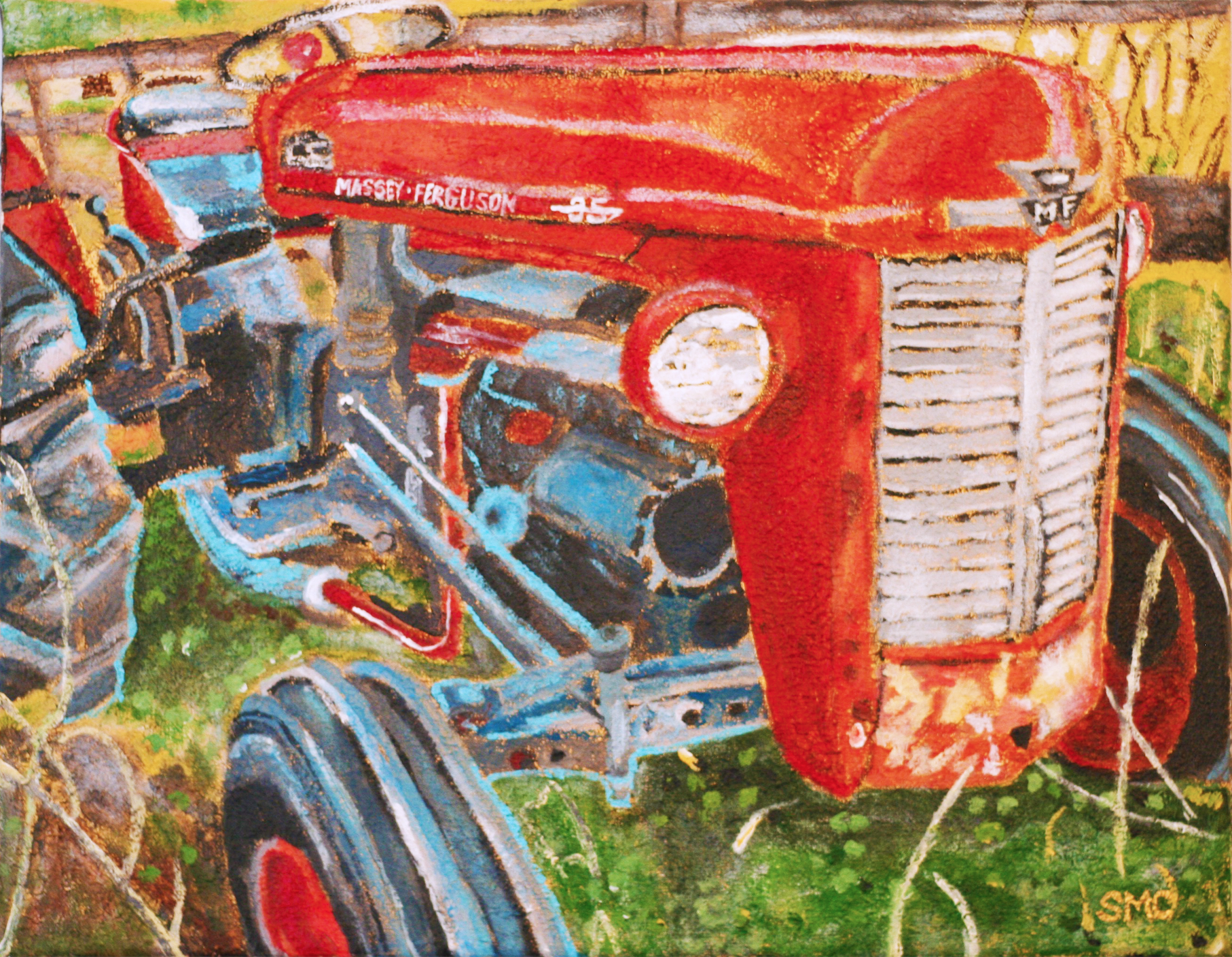 """""""Tractor"""""""