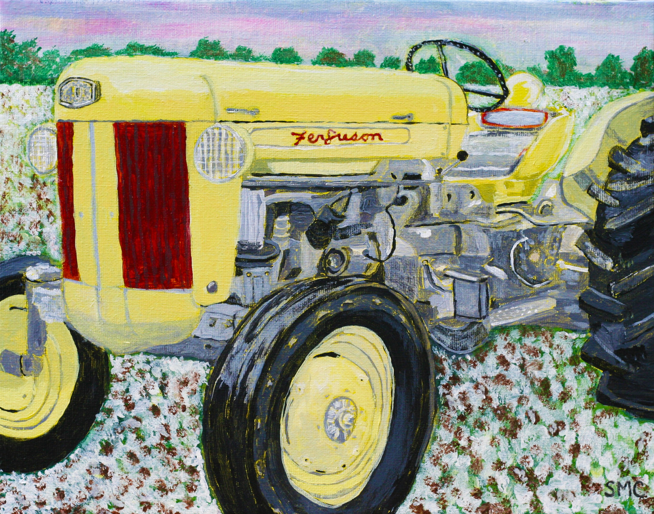 """""""Tractor 2"""""""