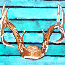 """Driftwood Antlers"""