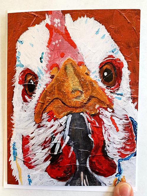 Chicken Stationery