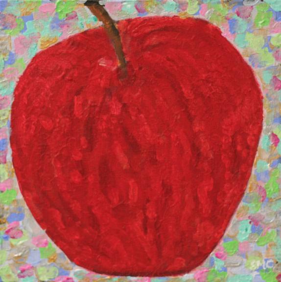 """""""Confetti Apple"""""""