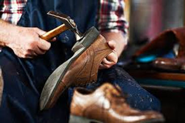 shoe repair, boot repair