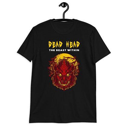 Beast Within Short-Sleeve Unisex T-Shirt