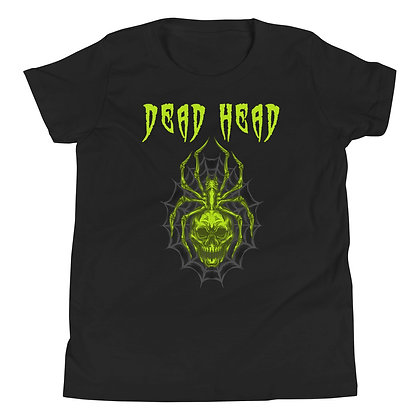 ArachnaDeath Youth Short Sleeve T-Shirt