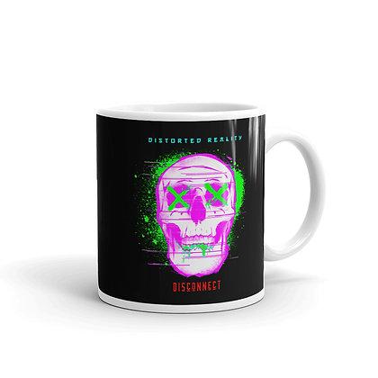 Disconnect Mug