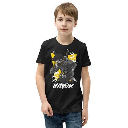 Havok - Boy Short Sleeve T-Shirt