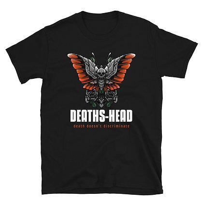 Deaths-Head - Short-Sleeve Unisex T-Shirt