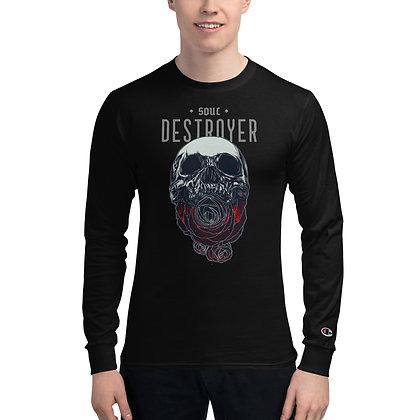 Soul Destroyer - Men's Champion Long Sleeve Shirt