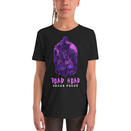 Hocus Pocus Youth Short Sleeve T-Shirt