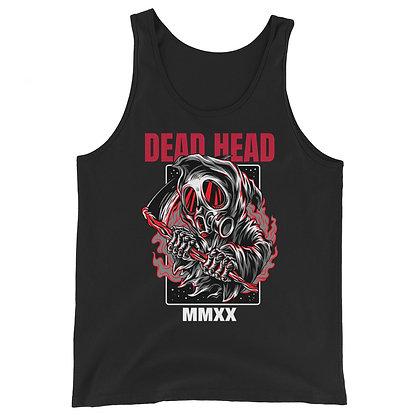 dead heads merchandise MMXX thrash metal tank top for woman