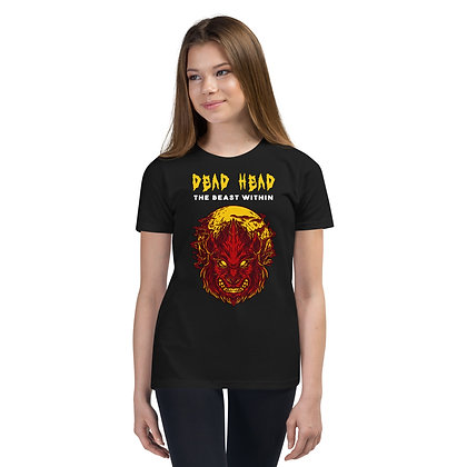 Beast Within Youth Short Sleeve T-Shirt