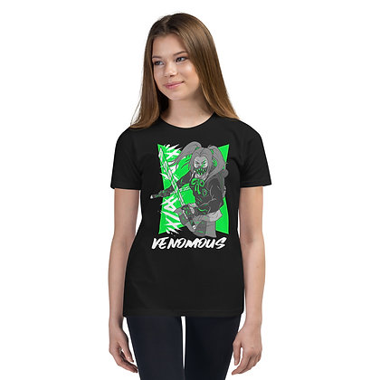 Venomous - Girl Short Sleeve T-Shirt