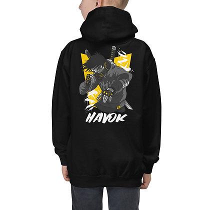 Havok - Boy's Hoodie
