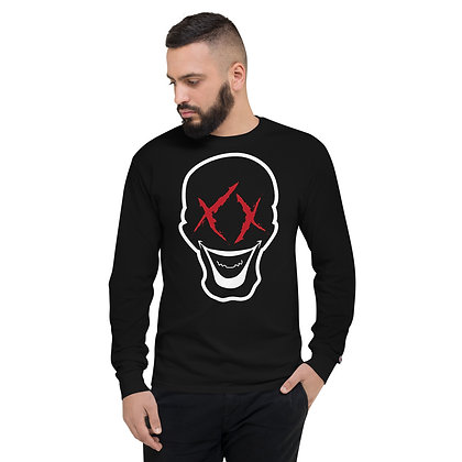 Dead Head - Men's Champion Long Sleeve Shirt