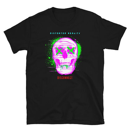 Disconnected - Short-Sleeve Unisex T-Shirt
