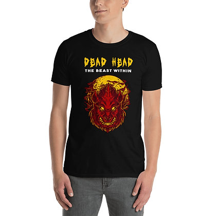 Beast Within Short-Sleeve Unisex T-Shirt
