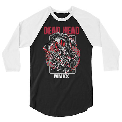 MMXX - 3/4 sleeve raglan shirt