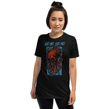 Tentaskull Short-Sleeve Unisex T-Shirt